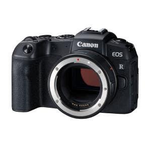 Canon EOS RP Body + Lens Adapter (Compact System Cameras)