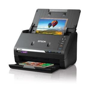 Epson FastFoto FF680W Photo Scanner - Free Direct Shipping