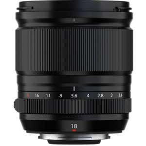 Fujifilm XF 18mm F1.4 R Wide R LM WR Lens