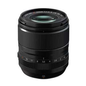 Fujifilm XF 33mm F1.4 LM WR