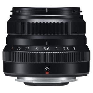 Fujifilm XF 35mm F2 WR STD Lens