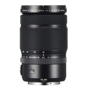 Fujifilm GF 45-100mm F4 R LM OIS Lens - front