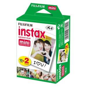 Fuji Instax Mini Instant Film 20pk (Mini8/Pol300)