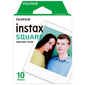 Fuji Instax SQ Square Instant Film - 10 Shots