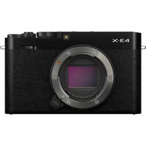 Fujifilm X-E4 Body - Black