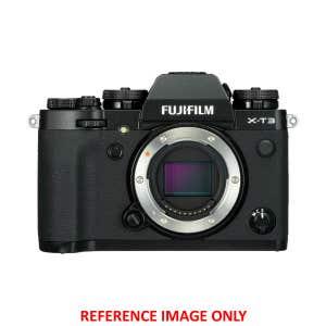 Fujifilm X-T3 Body - Black   Secondhand - front