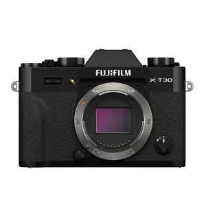 Fujifilm X-T30 II Silver Body