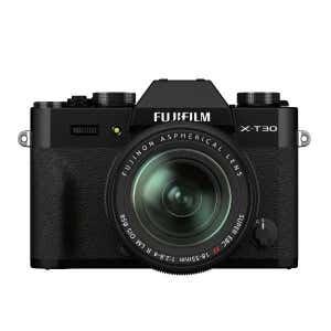 Fujifilm X-T30 II + 18-55mm - Black
