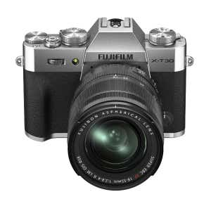 Fujifilm X-T30 II + 18-55mm - Silver
