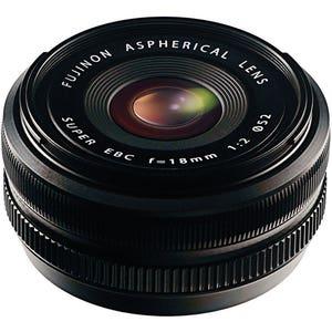 Fuji XF 18mm F2 R Wide Lens