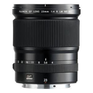 Fujifilm GF 23mm F4.0 R LM WR Lens
