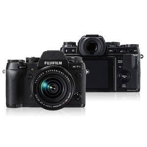 Fujifilm X-T1 + 18-55mm & 50-230mm Black