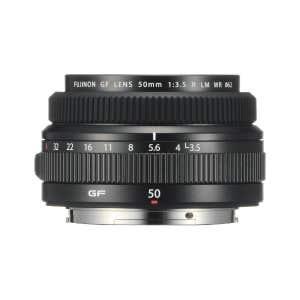 Fujifilm GF 50mm F3.5 R LM WR - Front