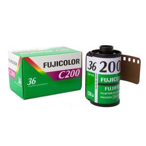 Fujicolor C200 Colour Negative Film 135-36
