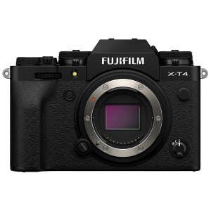 Fujifilm X-T4 Body - Black - front