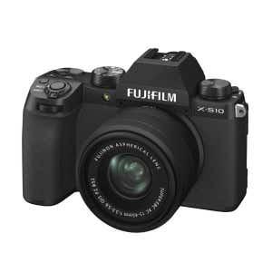 Fujifilm X-S10 + XC 15-45mm Kit