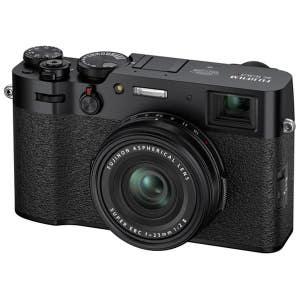 Fujifilm X100V - Black - angle