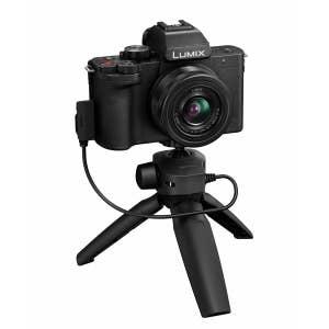 Panasonic Lumix G100 + 12-32mm - with Grip/Tripod