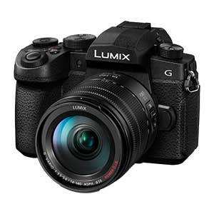 Panasonic Lumix G95 + 14-140mm