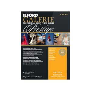 Ilford Galerie Fine Art Print Paper A3+ Smooth