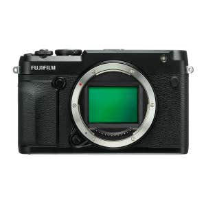 Fujifilm GFX 50R Body - Front