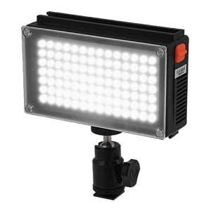 Glanz VA LED 98A Video Light