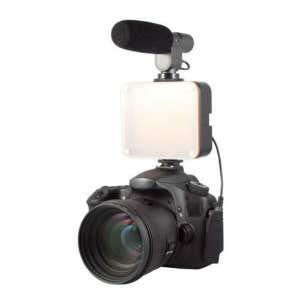 Glanz VA LED 80B Video Light