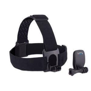 GoPro HD Head Strap & Quick Clip