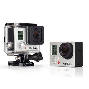 GoPro Hero 3+ Plus Silver