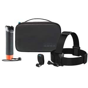 GoPro Adventure Kit - Float Grip + Head Strap