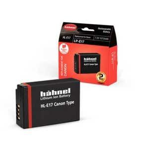Hahnel Canon LP-E17 Battery