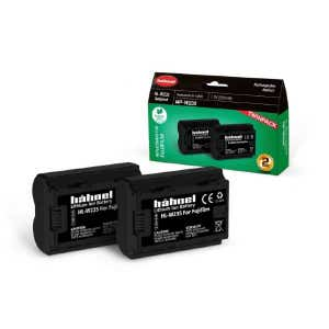 Hahnel Fujifilm NP-W235 - Twin Pack