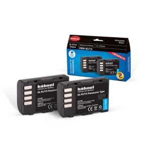 Hahnel Panasonic BL-F19 - Twin Pack