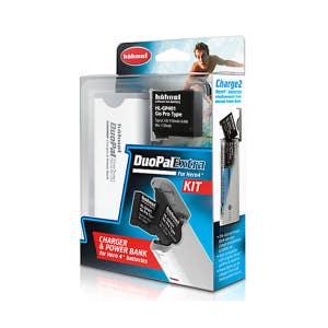 Hahnel Duopal GoPro Hero 4 Kit