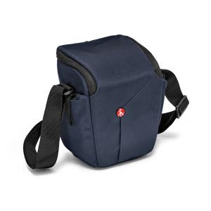 Manfrotto NX DSLR Holster Topload Zoom Navy