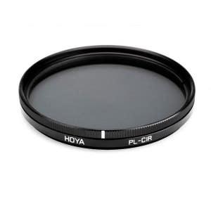 Hoya 43mm Circular Polarising Filter