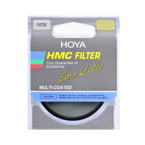 HOYA 46mm NEUTRAL DENSITY 8x HMC FILTER