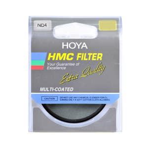 HOYA 55mm NEUTRAL DENSITY 4x HMC FILTER