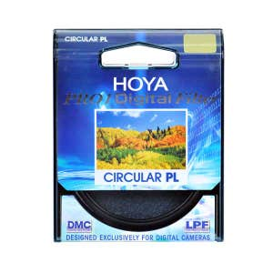 Hoya 58mm Circular-Polarising Pro1D DMC