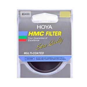 Hoya 62mm NDx400 HMC