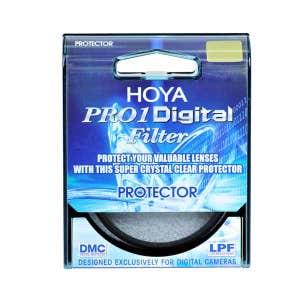 Hoya 62mm Pro1D DMC Protect Filter