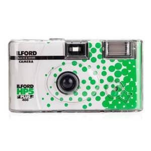 Ilford HP5 B&W Single Use Camera
