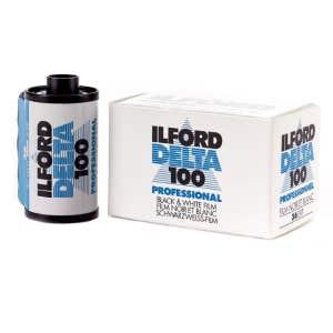 Ilford Delta P100 135 x 36