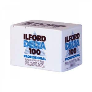 Ilford Delta P100 35x30.5m