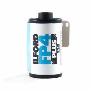 Ilford FP4+ 135 x 36