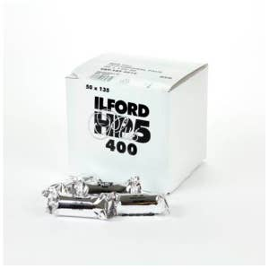 Ilford HP5+ Film Pro Pack - 50x 24-exp