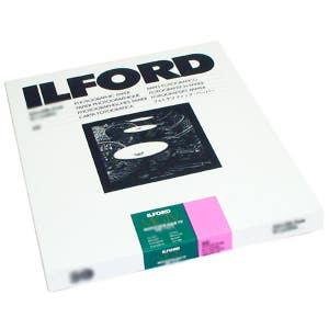 Ilford MGFB WT24K 20.3x25.4cm Semi-Matte Sheets (25 Pack)