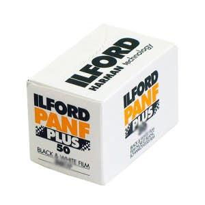 Ilford Pan F Plus 35 x 30.5m