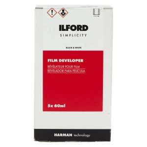 Ilford Simplicity Developer - 5x 60ml Pack