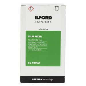 Ilford Simplicity Fixer - 5 Pack